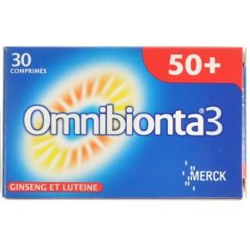 Omnibionta-3 50+ Comprimés 30