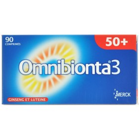 Omnibionta-3 50+ Comprimés 90