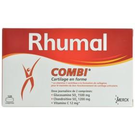 Rhumal Combi Comprimés 120