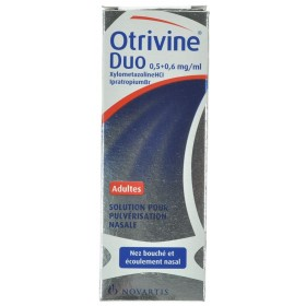 Otrivine Duo 0,5/0,6 Spray...
