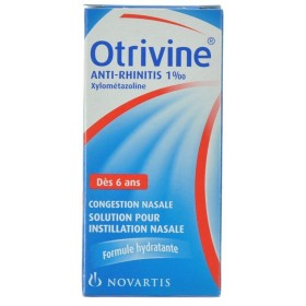 Otrivine Hydratant 1/1000 Goutte 10ml