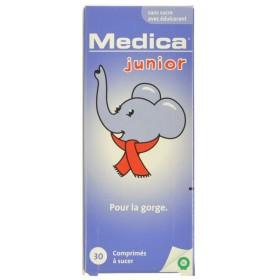 Medica Junior Comprimés a Sucer 30