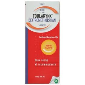 Toularynx Dextromethorphan Sirop 180ml