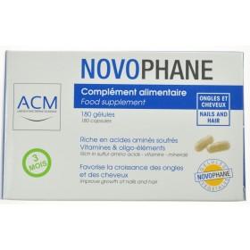 Novophane Capsules 180 Etui 3 Mois