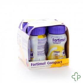 Fortimel Compact Banane 4x125ml