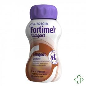 Fortimel Compact Chocolat 4x125ml