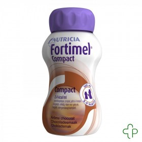 Fortimel Compact Chocolat 4x125ml
