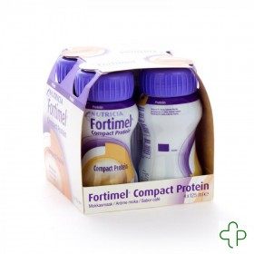Fortimel Compact Protein Moka 4x125ml
