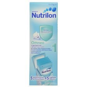 Nutrilon Omneo 1 Lait Nourris. Poudre Trialpack 5x23