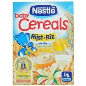 Baby Cereals Riz-vanille 250g