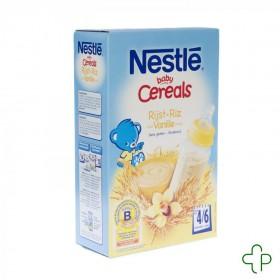 Baby Cereals Riz-vanille 500g
