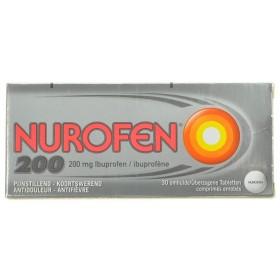 Nurofen Comprimés 30 X 200 Mg