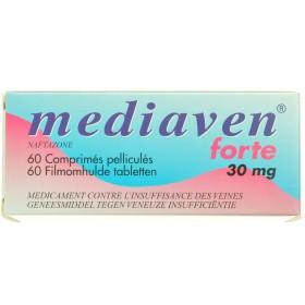 Mediaven Forte 30 Mg Comprimés Pell 60 X 30 Mg