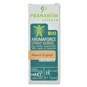 Aromaforce Spray Buccal Huile Essentielle 15ml