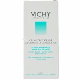 Vichy Deodorant Creme Peau Tres Sensible Ou Epilee 40ml