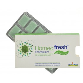 Homeofresh Chew-gum Bioactivum Chlorophylle Sans sucre 1x12