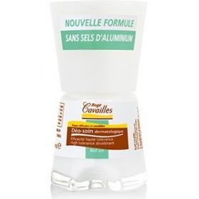 Roge Cavailles Deodorant Soin Dermatologique Roll-on 50ml sans sels d'aluminium