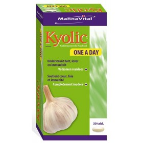 MannaVital Kyolic One a Day...