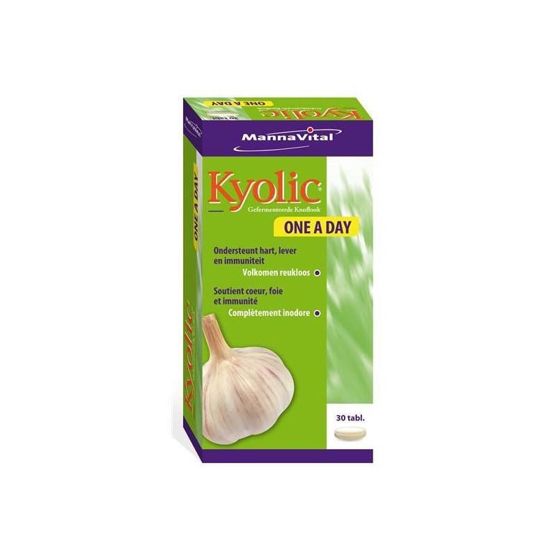 MannaVital Kyolic One a Day Tabl 30