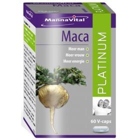 MannaVital Maca Platinum...