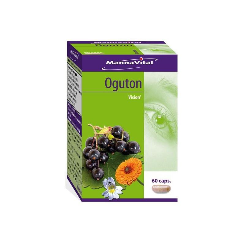 MannaVital Oguton Capsules 60