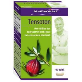 MannaVital Tensoton Comprimés 60
