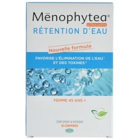 Menophytea Silhouette Retention Eau Comprimés 30