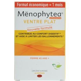 Menophytea Silhouette Ventre Plat Comprimés 30