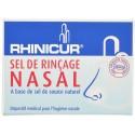 Rhinicur Sel de Rincage Nasale Sachet 20x2,5g