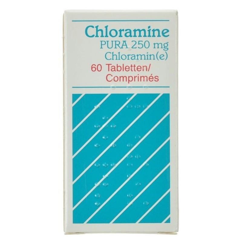 Chloramine Comprimés 60