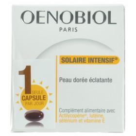 Oenobiol Solaire Intensif Capsules 30