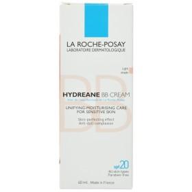 la Roche Posay Hydreane Bb Crème  Light Shade Rose 40ml