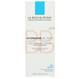 la Roche Posay Hydreane Bb Crème Medium Shade Dore 40ml