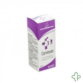 Vanocomplex N 3 Corvoson  50ml