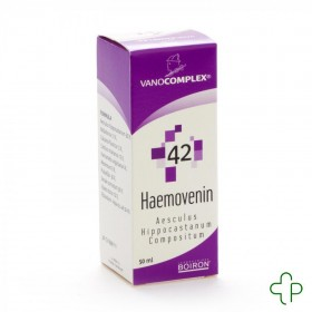Vanocomplex N42 Haemovenin  50ml