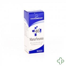 Vanocomplex N46 Manurheumin  50ml