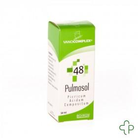 Vanocomplex N48 Pulmosol  50ml