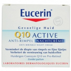Eucerin Q10 Active Creme Nuit 50ml