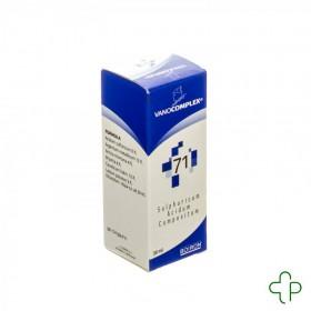 Vanocomplex N71 Acidum...