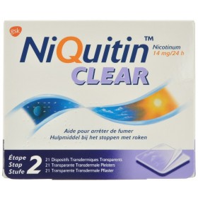 Niquitin Clear Patches 21 X...