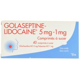 Golaseptine Lidocaine...