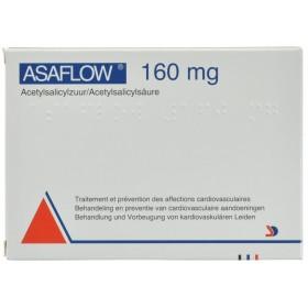 Asaflow Comprimés 56x160mg