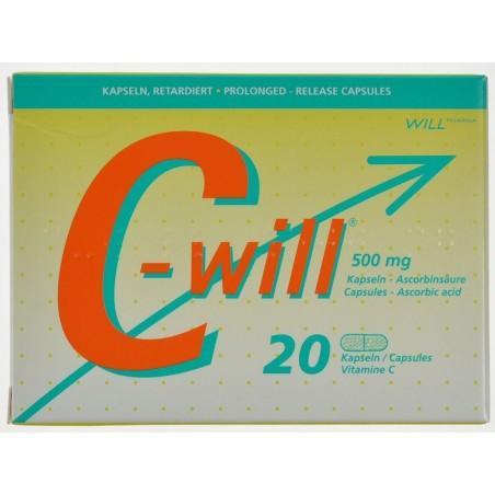 C Will Capsules 20