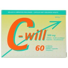 C Will Capsules 60