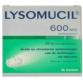Lysomucil 600 Comprimés Eff...