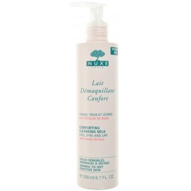 Nuxe Lait Demaquillant Confort flacon Pompe 200ml