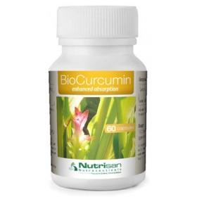 Biocurcumin Pot Capsules 60 Nutrisan