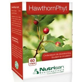 Hawthornphyt Capsules 60 Nutrisan