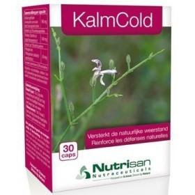Kalmcold Caps 30 Nutrisan