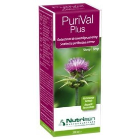 Purival Plus Sirop 200ml Nutrisan